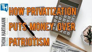 School Strikes - How Privatization Puts Money Over Patriotism