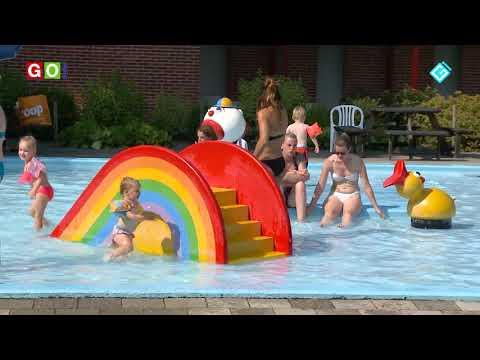 25 jaar Stichting zwembad de Ringberg Scheemda - RTV GO! Omroep Gemeente Oldambt