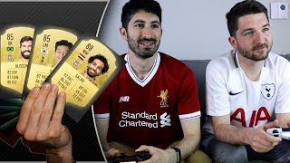 Liverpool Vs. Tottenham COMBINED XI FIFA 19 CHALLENGE (Final)