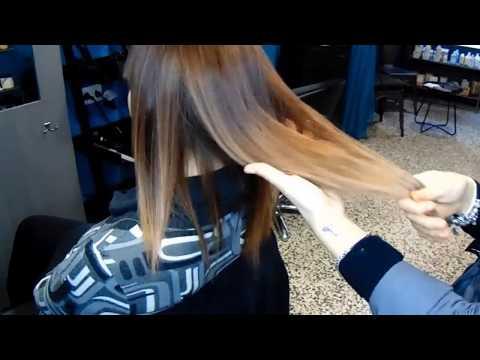 Se i capelli a causa dinsufficienza di ferro possono abbandonare