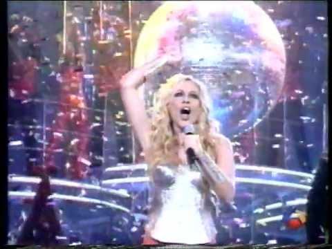 EL VALS DE LAS VELAS - 2000 y una noche (Antena 3) 31/12/1999 - Marta Sánchez