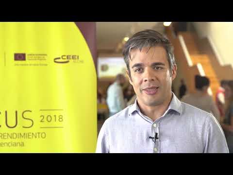 Entrevista a Javier Sancho en Focus Pyme y Emprendimiento Conectando Startups 2018[;;;][;;;]