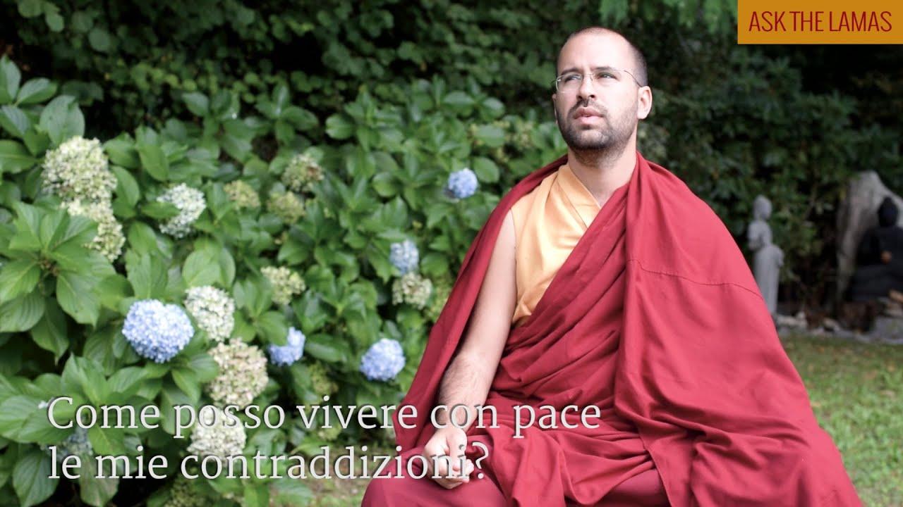 Come posso vivere con pace le mie contraddizioni? (Subtitles: IT-EN-NL-ES-PT)