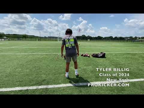 TYLER BILLIG - RAY GUY PROKICKER.COM KICKER