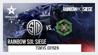 US Division 2020 Play Day 6 - TSM vs. Oxygen
