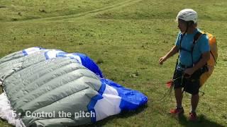 Paraglider Ground Handling   7 INSTANT FAILS
