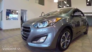 Hyundai Elantra GT GL 2017 youtube video