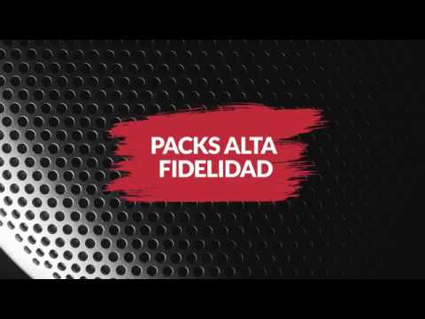Packs alta fidelidad de Audiozona