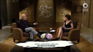 Conversando con Cristina Pacheco - Enrique Arturo Diemecke