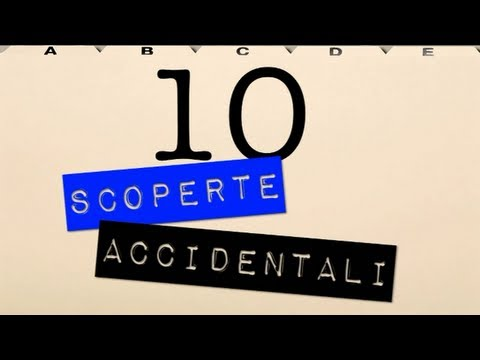 Preview video 10 scoperte accidentali!