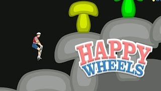Happy Wheels: Toxic Mushrooms - Part 539