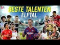 ELFTAL TOP TALENTEN: 'Toekomstige Ballon D'or Winnaars In 1 Team!'