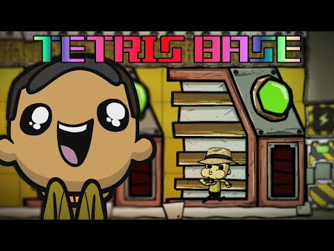 POWER TIME! Tetris Base ep12 - Oxygen Not Included