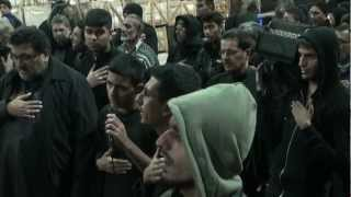 preview picture of video '06-Dec-2011 Tanzanian Group taking out procession in Karbala on Shame Ghariban Aashoora'
