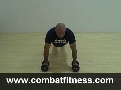Pushup and Row