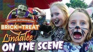 Legoland Californias Brick Or Treat - Lindalee On The Scene - Halloween - Abigail Zoe Lewis