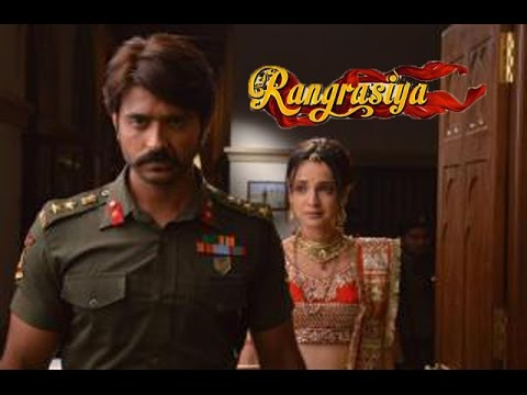 Paro's GHOST HAUNTS Rudra On RANGRASIYA Full Episode Update 17th September HD