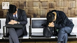 Curbing death by overwork in Japan | FT - YouTube