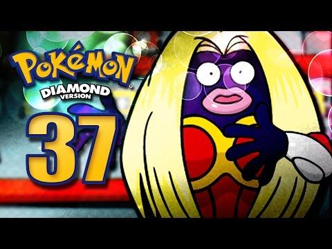 Pokemon Fire Red Randomizer Nuzlocke Walkthrough - Pokémon Diamant