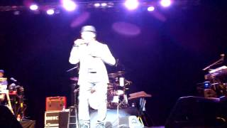 "Anthony Hamilton ""Sucka For You"" Concert Intro"