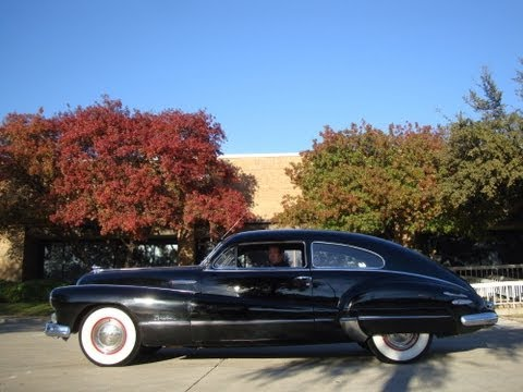 1948 Buick Roadmaster Sedanette Video Tour