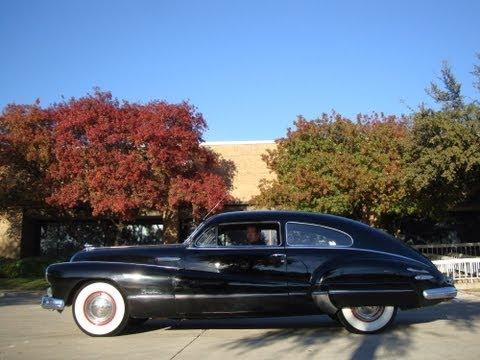 1948 Buick Roadmaster Sedanette Video Tour