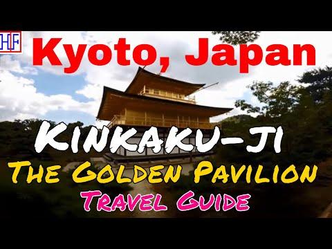 Kyoto - Kinkaku-ji Temple (Golden Pavilion) - Helpful Travel Information | Kyoto Travel Guide -Ep# 5