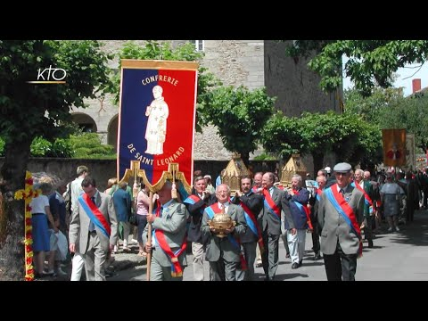 Saint Léonard de Noblat : Patron des prisonniers