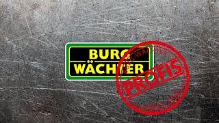 BURG-WÄCHTER Profis: Reset Tresor PointSafe