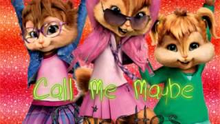 Call me maybe  Chipettes
