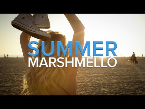 Marshmello - Summer (Un Official Music Video) Steele Pace