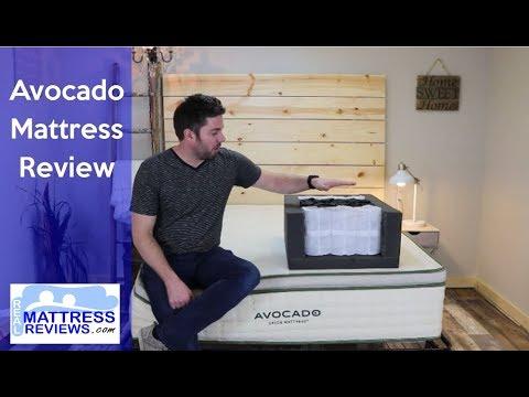 Avocado Mattress Review   Natural Green Mattress