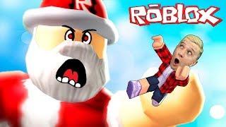 ЗЛОЙ Санта Клаус ПОХИТИЛ НОВЫЙ ГОД в ROBLOX! Что он НАДЕЛАЛ? Спасаем Праздник Вместе с FFGTV