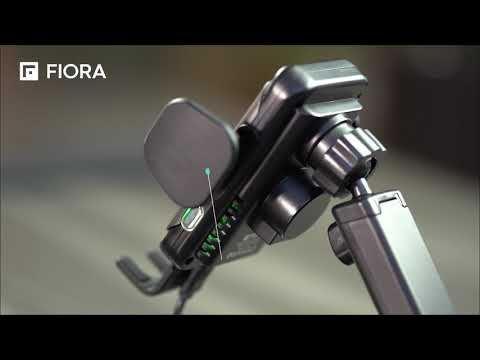 Fiora – Ultimate Wireless Car Charger-GadgetAny