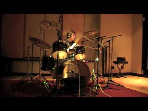 Session Drumming (Song: Down too Long by Dave Lussier)