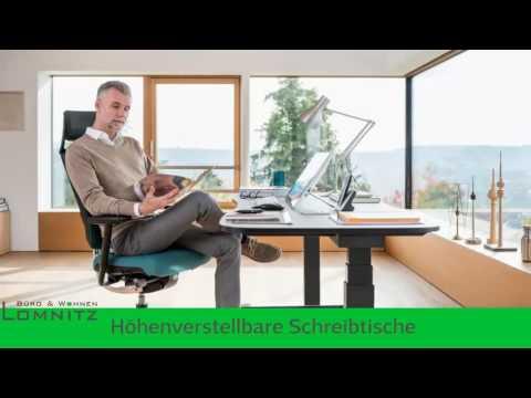 Büro und Wohnen Lomnitz Berlin Fachhändler für ergonomische Einrichtung und Produkte