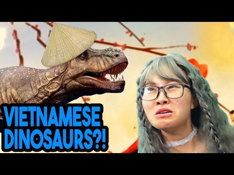 Fish Stew, Maoist Revolution, and Dinosaurs in Vietnam! | Luna Q&A e01