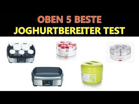 Beste Joghurtbereiter Test 2019
