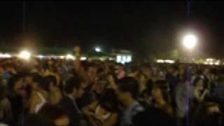preview picture of video 'Benicassim 2009 - It was very windy!'
