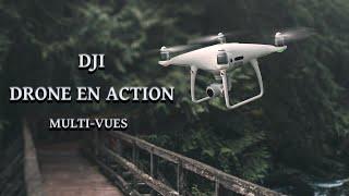 (Studio ATB 54) DJI Phantom 4 en mode ACTION vues magnifiques HD 2020.