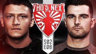 GWF WHO'S NEXT | Episode 8 (Final First Round) | Season 2