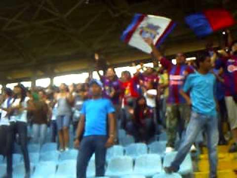 """Monagas Sport Club 03"" Barra: Guerreros Chaimas • Club: Monagas"