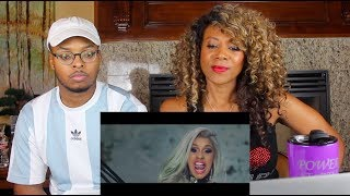 Aunt Reacts To Cardi B   Ring (feat. Kehlani)