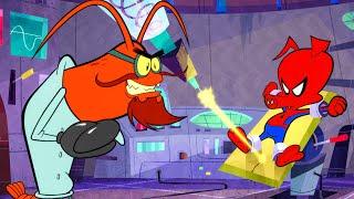 Spider-Ham Gets Captured Short Movie Scene - SPIDER-MAN: INTO THE SPIDER-VERSE (2018)