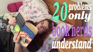 20 Problems Only Book Nerds Understand | Micaela Morrow