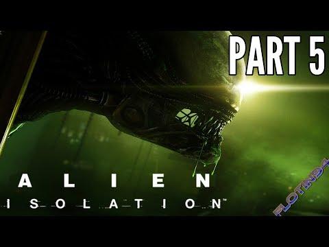 Alien: Isolation #5 | KAMERA & PLAMENOMET