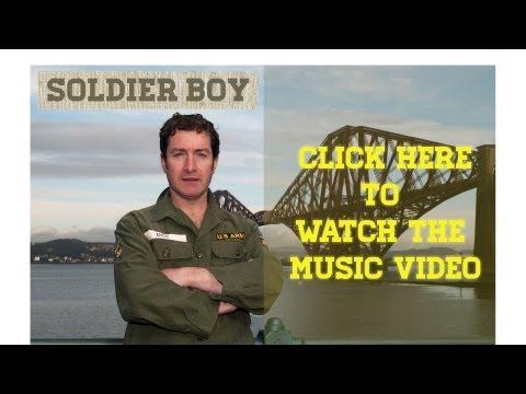 Soldier Boy - Sam Millar - WWW.SAMMILLAR.COM