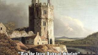 The Lady of Shalott (for children)