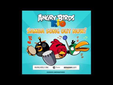 Angry Birds Rio Samba composed by Ari Pulkkinen