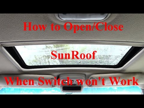 Sunroof Module At Best Price In India